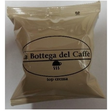 "100 CAPSULE CAFFE' ""TOP CREMA"" COMPATIBILI LAVAZZA ESPRESSO POINT"