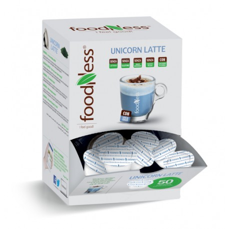 UNICORN LATTE 50 CAPSULE FOODNESS DOLCE GUSTO