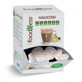 MACACCINO 50 CAPSULE FOODNESS DOLCE GUSTO