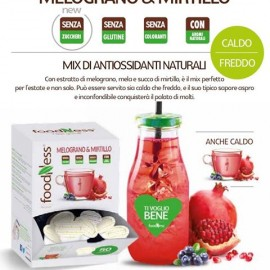 MELOGRANO & MIRTILLO 50 CAPSULE FOODNESS DOLCE GUSTO