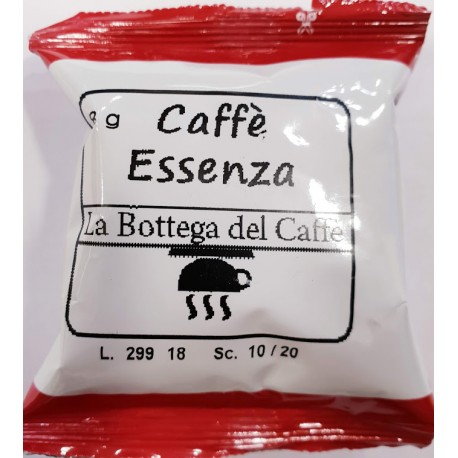 "100 CAPSULE CAFFE' ""ESSENZA"" COMPATIBILI LAVAZZA ESPRESSO POINT"